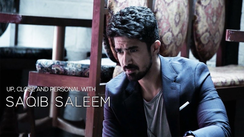 Exclusive : Saqib Saleem Takes Us Behind The Lens In His Stylish And Hot Photoshoot