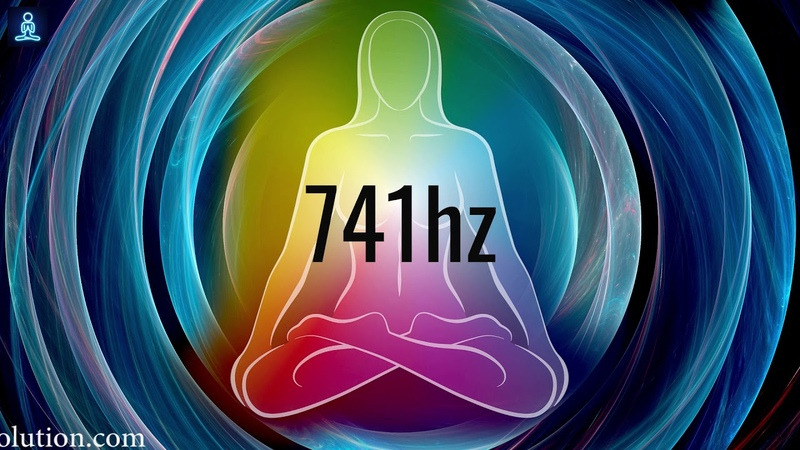 741 HZ- CLEANSE INFECTIONS, VIRUS, BACTERIA, FUNGAL- DISSOLVE TOXINS ELECTROMAGNETIC RADATIONS