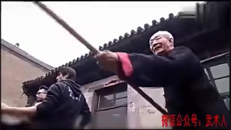 化枪为拳的形意拳扎大枪训练,看宋氏形意拳螺旋劲练功的秘密