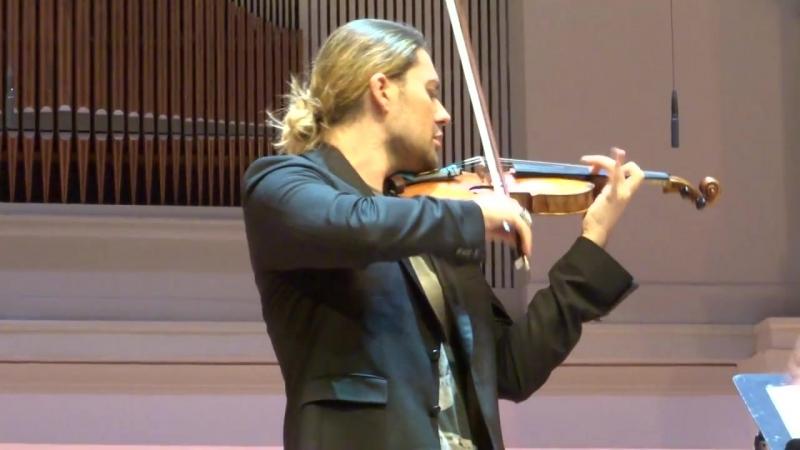David Garrett - P.I.Tchaikovsky- Violin Concerto in D major, Op.35 - Moscow 23.05.2016