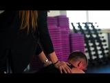 Растяжка в Extreme Fitness. Тренер: Наталья Баранова. Клуб: Б. Хмельницкого, 1/1.