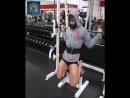 Необычные упражнения на ноги