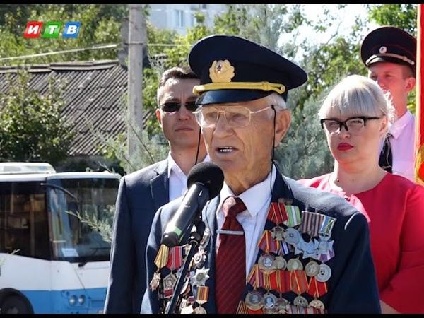 В Симферополе чествовали ветеранов 51 й Армии