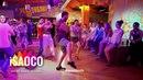 Ana Garcia and Samuel Funflow Salsa Dancing in Respublica Vosmera, Saturday 28.04.2018 (SC)
