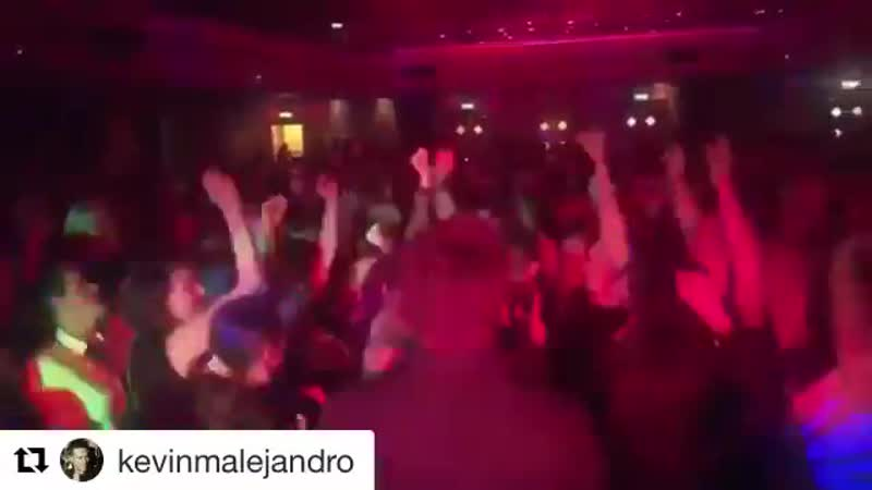 Repost @kevinmalejandro IG - - Luxcon Day 1 complete with a dance party finale! If you weren't there, you're square! See you tom