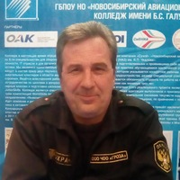 Анкета Игорь Потапов