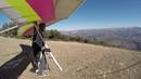 Hang glider takeoff, Lijar