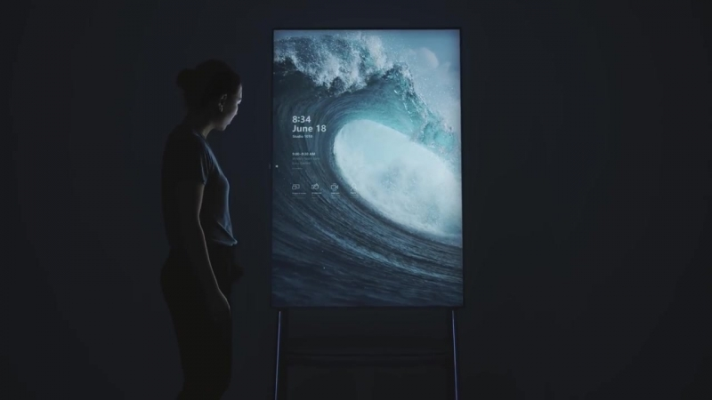Introducing Microsoft Surface Hub 2