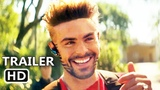 THE BEACH BUM Official Trailer #1 HD Matthew McConaughey, Zac Efron