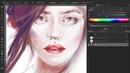 Speed digital painting - Affinity Photo