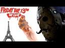 ФРАНЦУЗСКИЙ ДЖЕЙСОН,МОНТАЖ-Friday the 13th: The Game