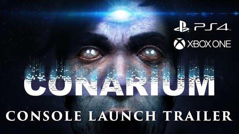 Conarium — релизный трейлер консольной версии (PS4 Xbox One)