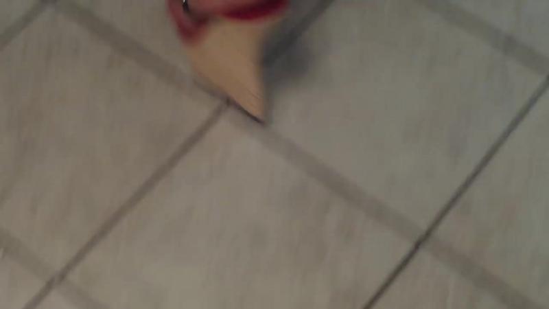 Extreme Flip Flop Wedge heel