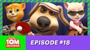 Talking Tom and Friends - Ping Pong Wizard Season 1 Episode 18