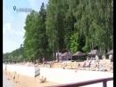 Рейд по пляжам Истринского водохранилища 2018