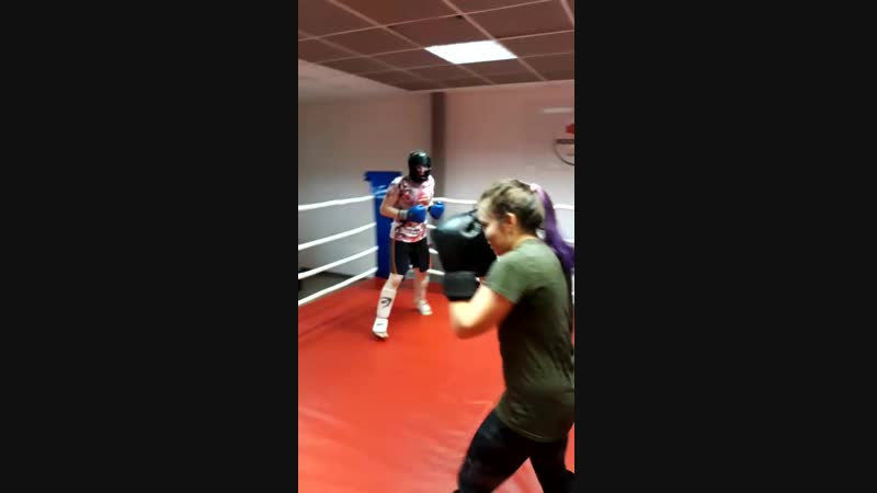 Тайский бокс в Rockyteam