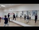 Изучение танца латина