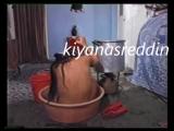 Türk filminde onaltılık çıtırın diğer çocukların yanında yıkanması part 1 - erotik scene 16 years old young girl in turk movie