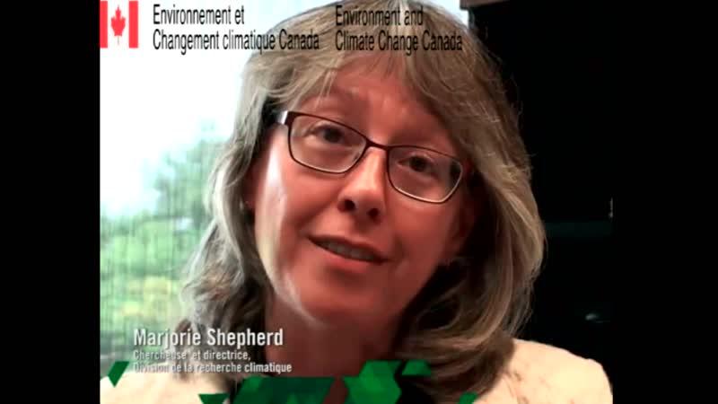 ONEALEARTH Un autre de mes appelles a environnement canada - Marjorie Shepherd