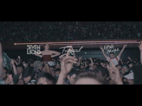 Seven Lions, Tritonal, Kill The Noise Feat. HALIENE - Horizon (Live Video)