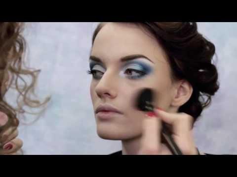 Мастер-класс c Анастасией Куратовой по новогоднему макияжу c косметикой Make-up-studio