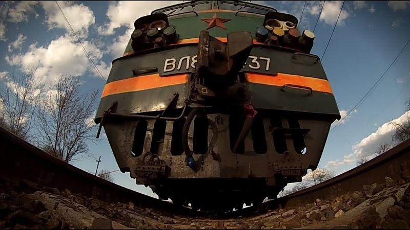 Under train | Под поездом | Воэнный поезд | Не повторять