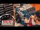 Ford 289 V-8 engine time-lapse rebuild (Fairlane, Mustang, GT350) - Redline Rebuild - S2E1