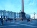 Санкт-Петербург, Дворцовая площадь, неторопливые осенние прогулки.