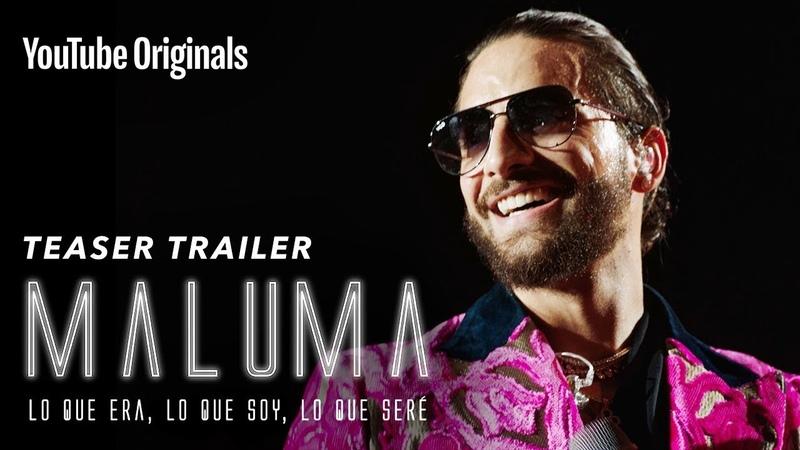 Maluma Lo Que Era Lo Que Soy Lo Que Seré Teaser Trailer