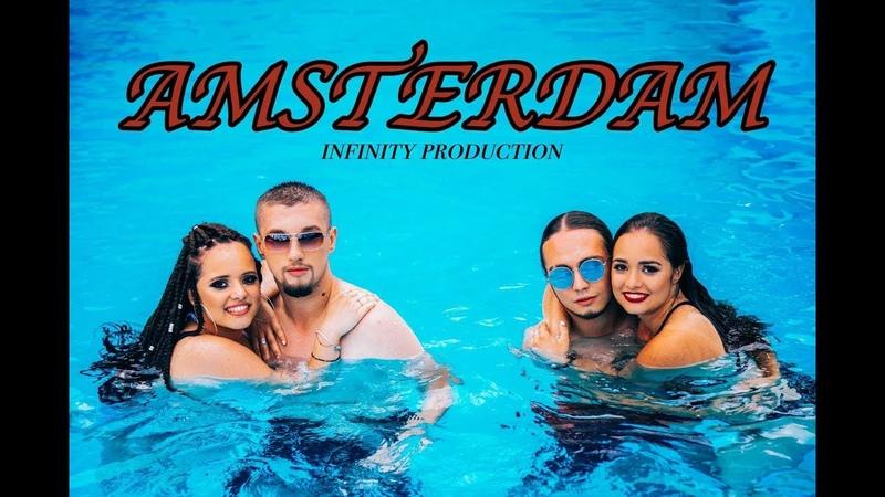 Andjela x Nadja ft. Panter x Gliga - Amsterdam