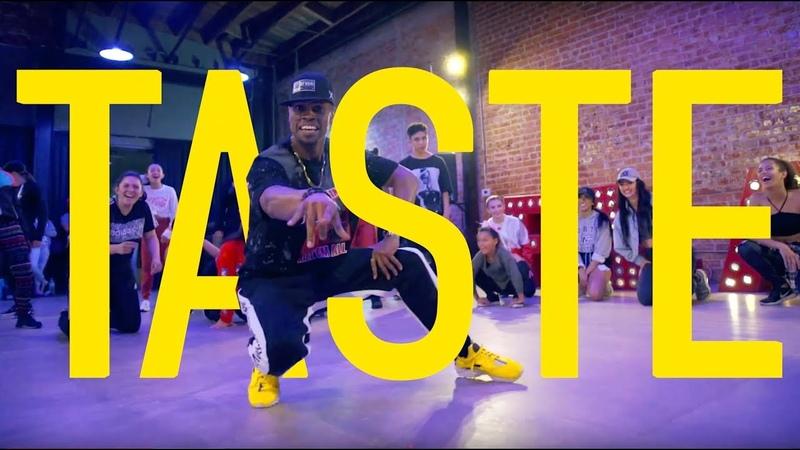 Tyga - Taste | Phil Wright Choreography | Ig: @phil_wright_