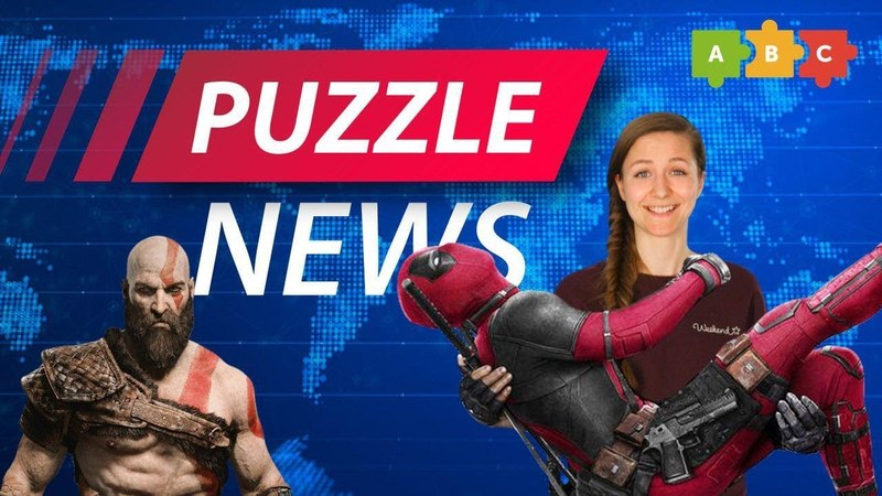 Puzzle News: лучшее об английском за неделю | 2 выпуск