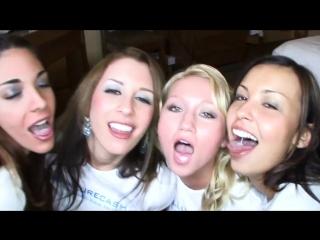 Amateur allure 3 hot dick suckers group sex pov lesbian hard