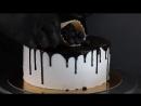 Оформляем ягодный торт Брутальный шеф-кондитер