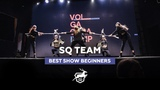 VOLGA CHAMP 2018 IX BEST SHOW BEGINNERS SQ TEAM