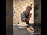 Торт сердце от
