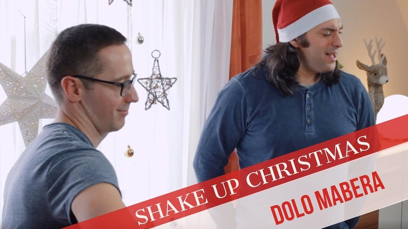 Shake Up Christmas – Acoustic Cover – DOLO MABERA Train