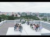 Выездная регистрация на крыше. Вячеслав Борисов +79273076868