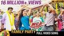 Family Party Full Video Song 4K MCA Video Songs Nani Sai Pallavi DSP Dil Raju Mango Music