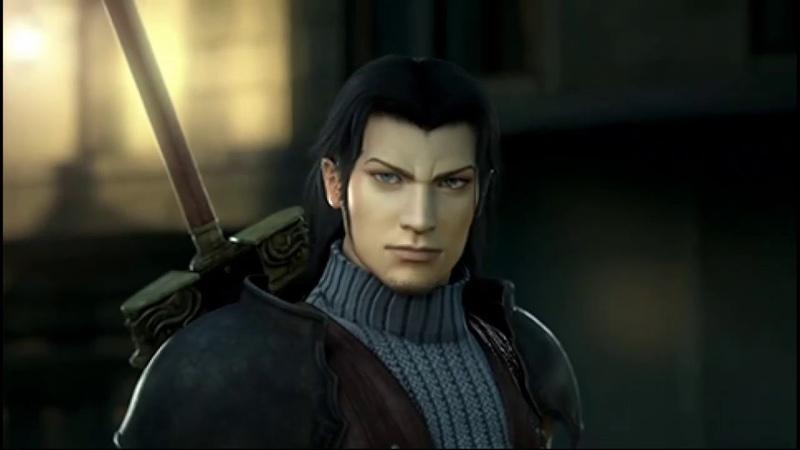 Crisis Core: Final Fantasy VII Часть 1. (Русские субтитры)