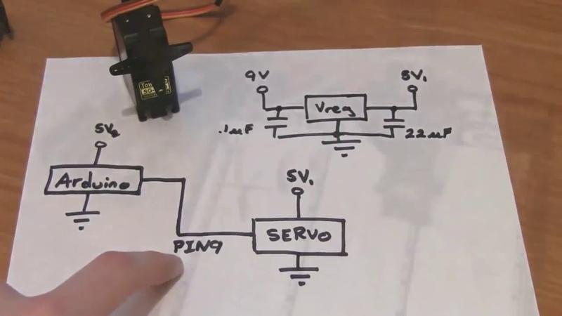 9 Ардуино для начинающих Моторы и транзисторы