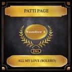 Patti Page альбом All My Love (Bolero)