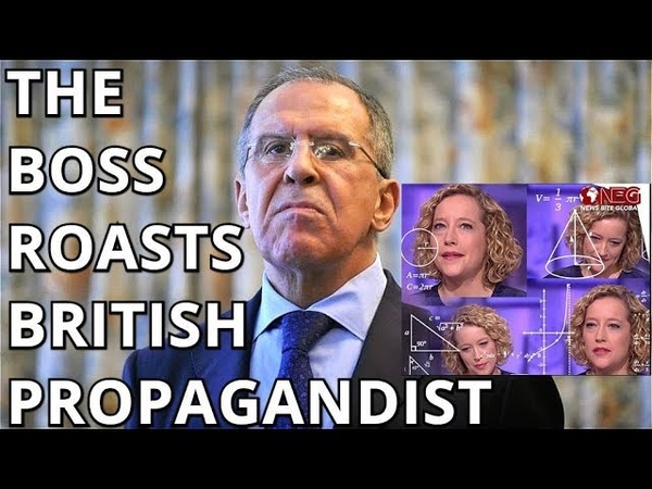 EXCLUSIVE, FULL UNEDITED Interview Of Lavrov To British Channel 4