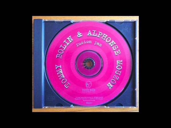 Tommy Bolin Alphonse Mouzon fusion jam (Mind Transplant Rehearsals 1974)