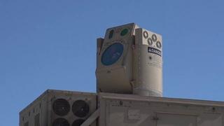 DFN:HELMTT System Testing at White Sands WHITE SANDS MISSILE RANGE, NM, UNITED STATES 09.18.2018