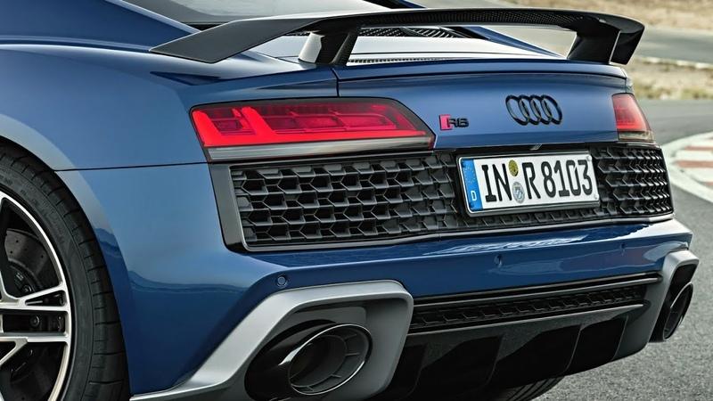 2020 Audi R8 Coupe V10 Performance Quattro (5.2 FSI) – Comes with Lamborghini Huracan ENGINE?