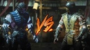 Mortal Kombat X - Sub-Zero Vs. Scorpion (VERY HARD)