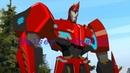 Klyw - Трансформеры роботы под прикрытием клип про Сайдсвайпа.