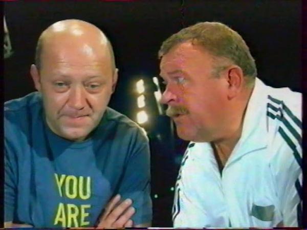 Рекламный блок и анонс Граф крестовский (НТВ (Беларусь), октябрь 2004) 1