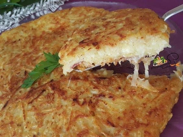 Tavada Patates Böreği l Mutfağımdan Tadlar l Nefis Tarifler